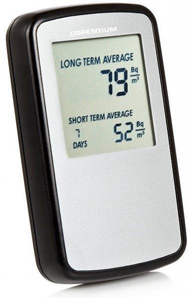 Corentium Radon Monitor
