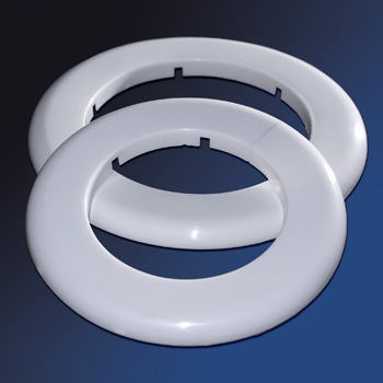 Plastic Trim Ring 4""