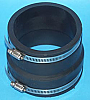 """Fernco Coupling 8"""" to 6"""" coupling"""