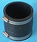 "PIPCONX 3"" to 3"" coupling"
