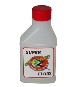 Dragon puffer refill fluid