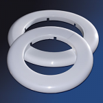 Plastic Trim Ring 3""