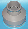 "PIPCONX 8"" to 4"" coupling"